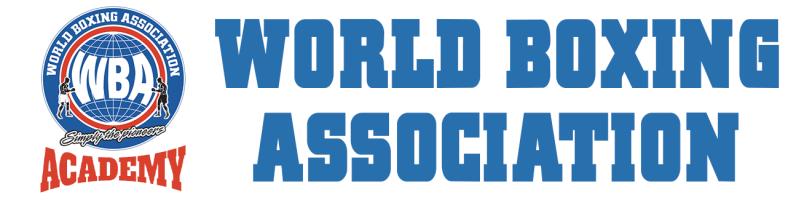 World Boxing Association Academy